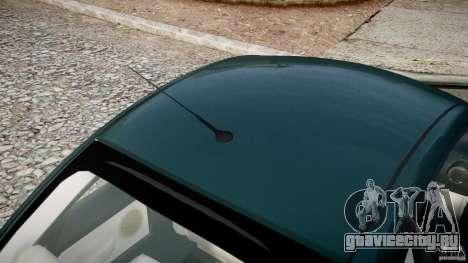 Volkswagen New Beetle 2003 для GTA 4 вид снизу