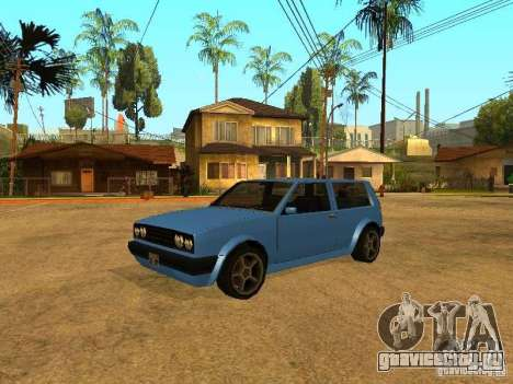 Спаун спортивных автомобилей для GTA San Andreas седьмой скриншот