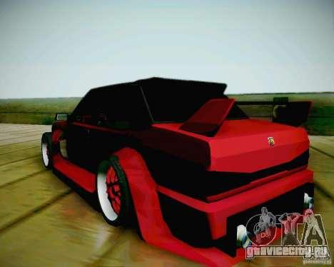 Tofas Dogan SLX DRIFT для GTA San Andreas вид слева