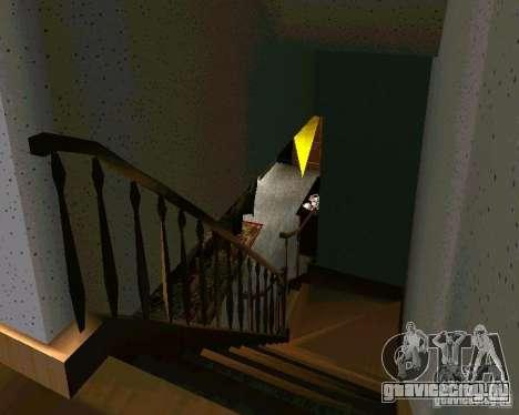 Новый дом CJ v2.0 для GTA San Andreas четвёртый скриншот