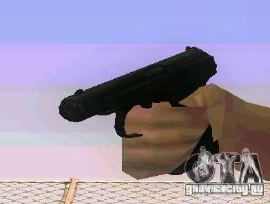 Weapon Pack v 5.0 для GTA San Andreas третий скриншот
