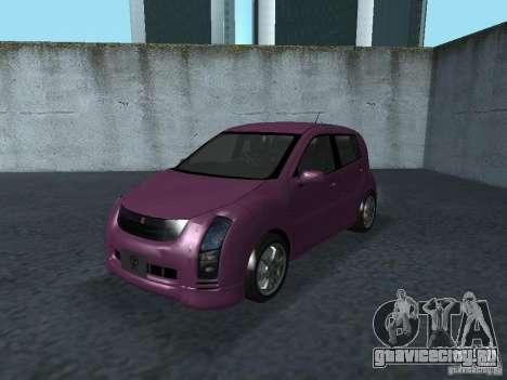 Toyota WiLL Cypha для GTA San Andreas