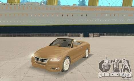 Chrysler Cabrio для GTA San Andreas