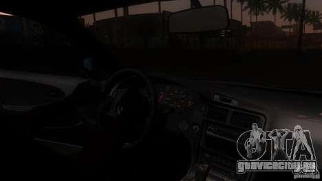 Toyota MR2 Drift для GTA San Andreas вид сбоку