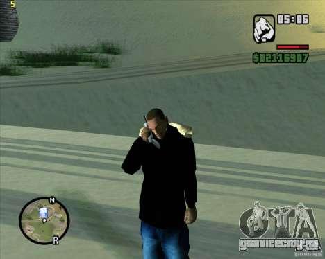Cкорая помощь для GTA San Andreas второй скриншот