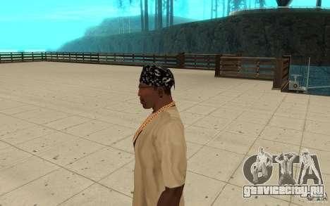 Бандана skills для GTA San Andreas второй скриншот