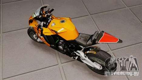 KTM RC8 R для GTA 4