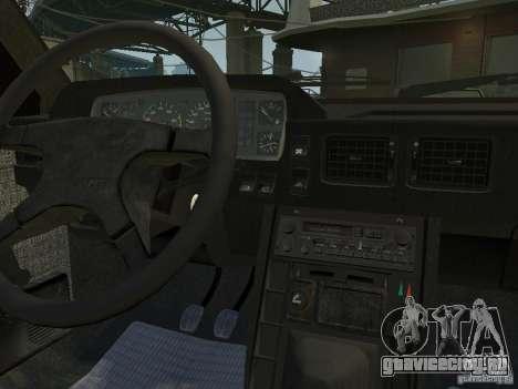 FSO Polonez для GTA 4 вид сзади
