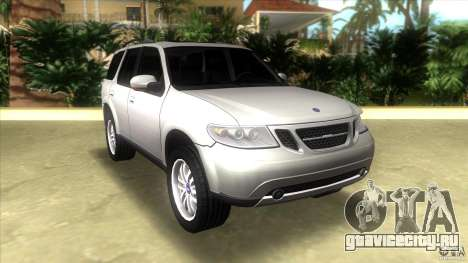 SAAB 9-7X для GTA Vice City