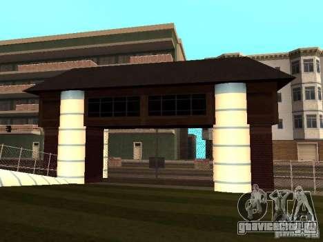 Вилла в Сан-Фиерро для GTA San Andreas третий скриншот