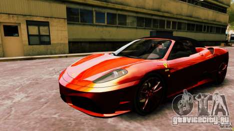 Ferrari 430 Spyder v1.5 для GTA 4