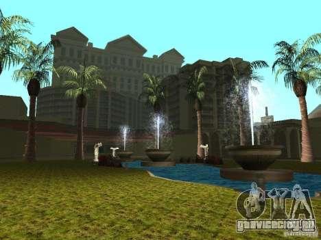 Новые текстуры для казино Калигула для GTA San Andreas