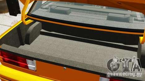 BMW M3 E30 v2.0 для GTA 4 вид сбоку