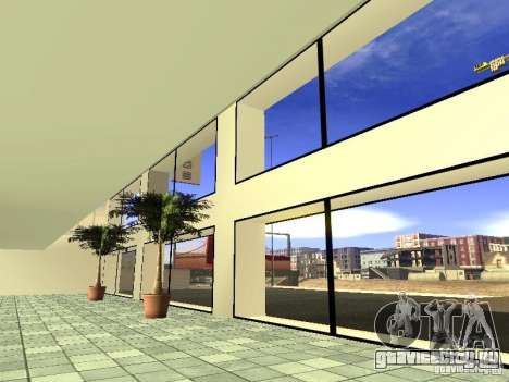 [HD] Сеть Автомастерских MyGame Autos для GTA San Andreas третий скриншот