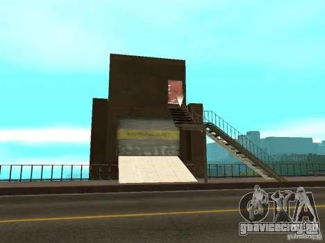 Red Bridge Elevator - Подъемник на мост для GTA San Andreas
