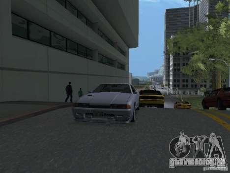 Elegy HD для GTA San Andreas вид сзади слева