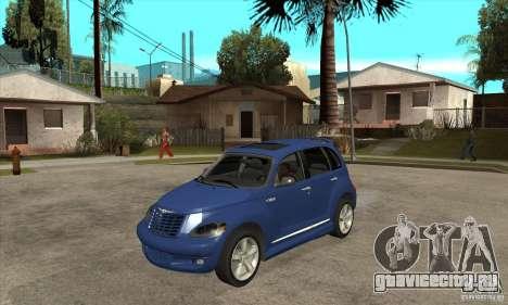 Chrysler PT Cruiser GT 2004 для GTA San Andreas