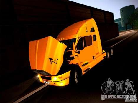 KenWorth T2000 v 2.8 для GTA San Andreas вид сзади