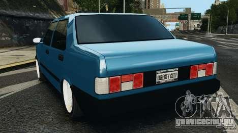 Tofas Dogan SLX EmreAKIN Edition для GTA 4 вид сзади слева