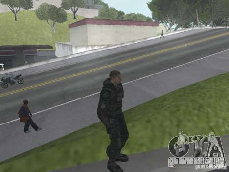 Бродяга для GTA San Andreas четвёртый скриншот