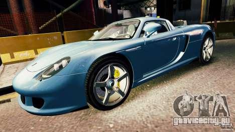 Porsche Carrera GT для GTA 4