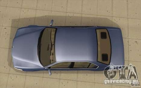 BMW 750iL 1995 для GTA San Andreas вид справа