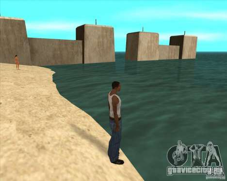 Мод от Юрки для GTA San Andreas седьмой скриншот
