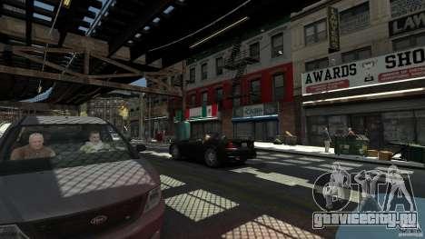 Puglia Pizza in Brook для GTA 4 третий скриншот