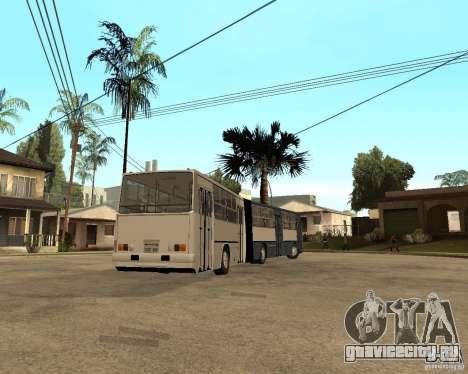 Икарус 280 для GTA San Andreas вид справа