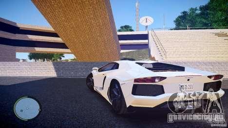 Lamborghini Aventador LP 700-4 для GTA 4 вид слева