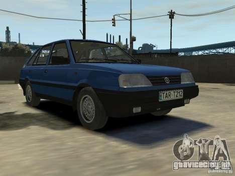 FSO Polonez Каро для GTA 4 салон