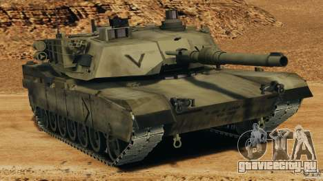 M1A2 Abrams для GTA 4