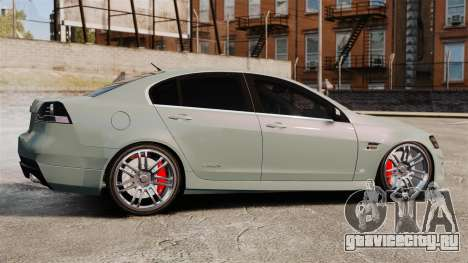 Chevrolet Lumina 2009 Mr. Bolleck Edition для GTA 4 вид слева