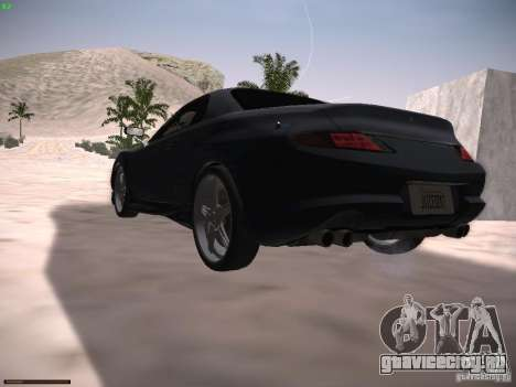 Mitsubishi FTO GP Veilside для GTA San Andreas вид справа