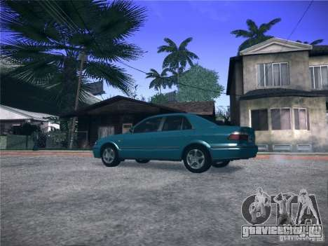 Mazda 626 GF 1999 для GTA San Andreas вид слева