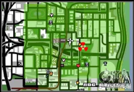 Auto Estokada v1.0 для GTA San Andreas восьмой скриншот