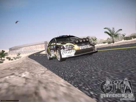 LiberrtySun Graphics ENB v3.0 для GTA San Andreas седьмой скриншот