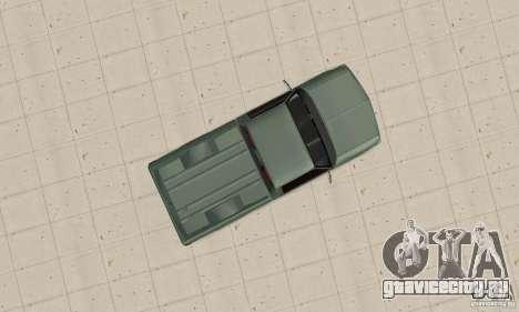 Chevrolet SS10 1994-1995 для GTA San Andreas вид справа