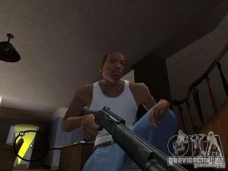 Shotgun для GTA San Andreas второй скриншот