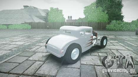Ford Hot Rod 1931 для GTA 4 вид сверху