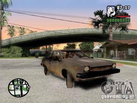 Авто 3 из CoD4-MW v2 для GTA San Andreas