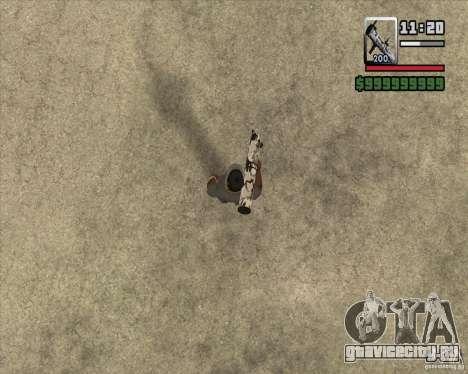 Модернизированная РПГ-18 для GTA San Andreas третий скриншот