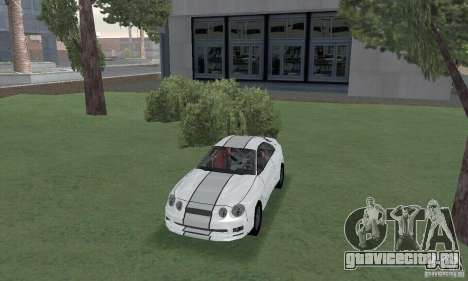 Toyota Celica GT4 2000 для GTA San Andreas