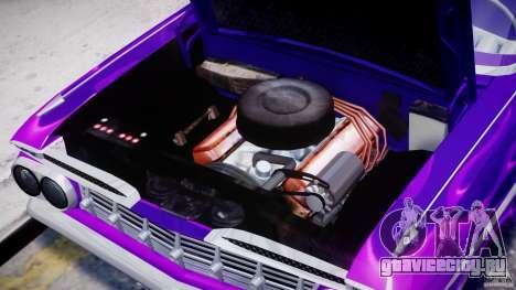 Chevrolet Impala 1959 для GTA 4 вид справа