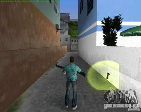 Новый M-60 для GTA Vice City третий скриншот