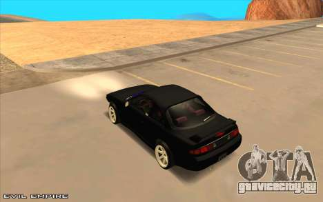 Nissan Silvia s14 Tuned Drift v0.1 для GTA San Andreas вид слева
