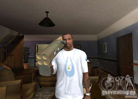 Weapon Pack by viter для GTA San Andreas