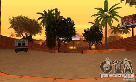 Новый госпиталь в ЛС для GTA San Andreas шестой скриншот