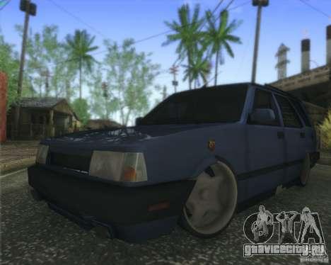 Tofas Kartal SLX для GTA San Andreas вид слева