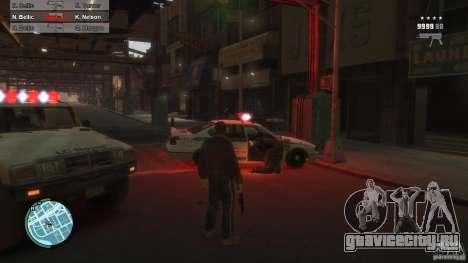 First Person Shooter Mod для GTA 4 четвёртый скриншот
